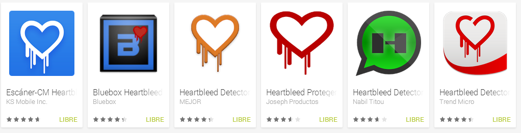 Heartbleed Adroid App
