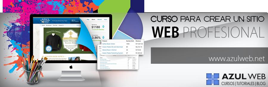 Banner Curso Web