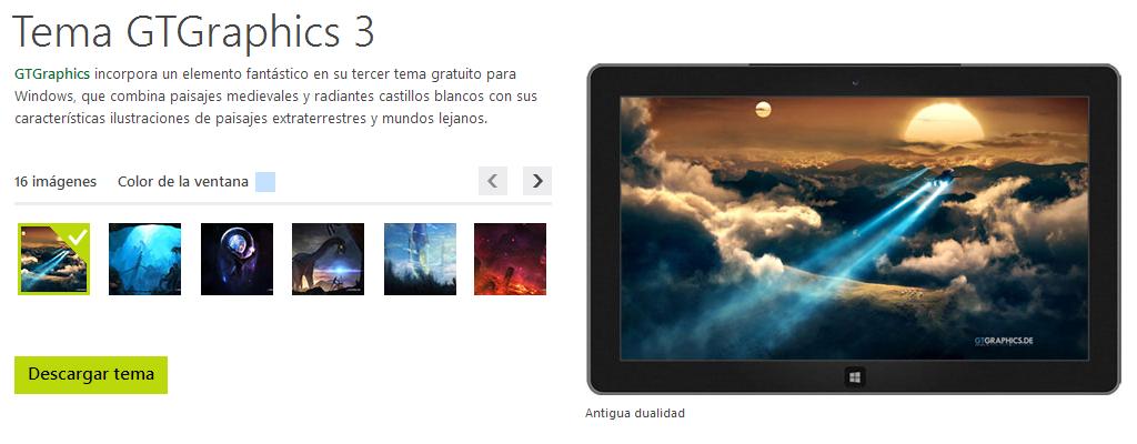 Temas Windows 8.1 11