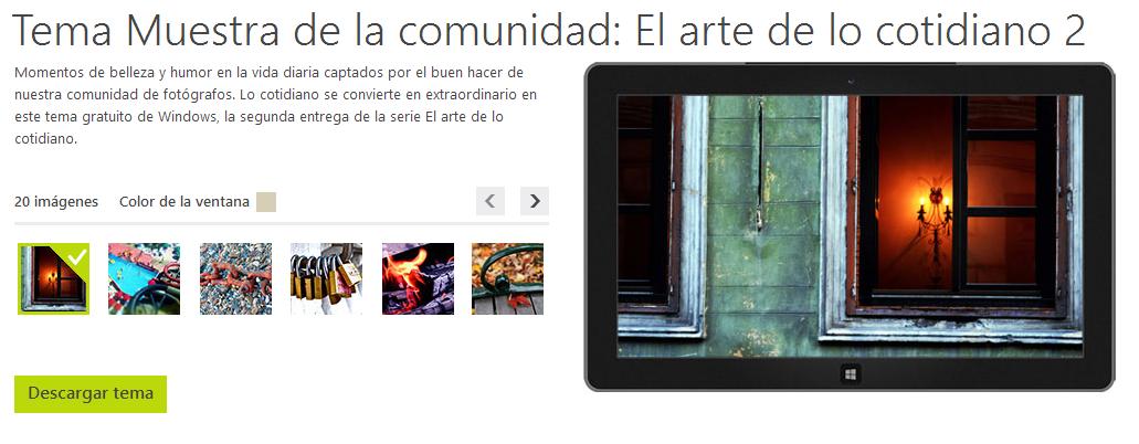 Temas Windows 8.1 6