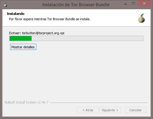 Tor Instalando