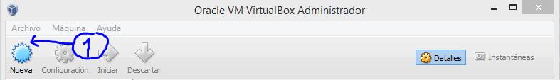 1 Instalar Windows 10 Technical Preview usando VirtualBox