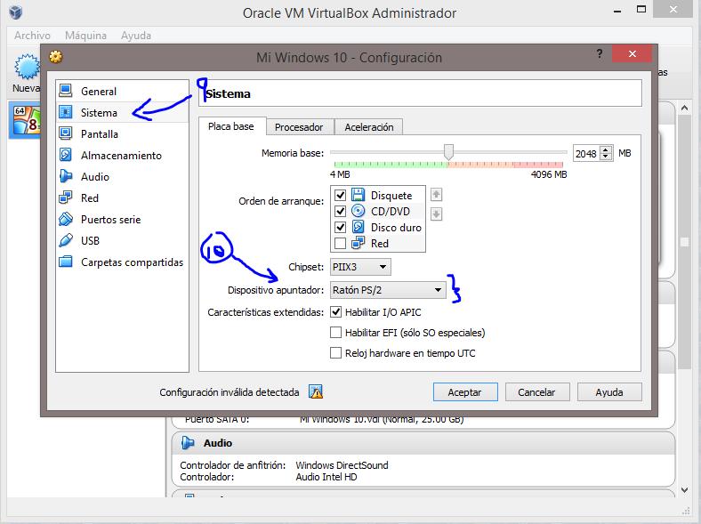 10 Instalar Windows 10 Technical Preview usando VirtualBox