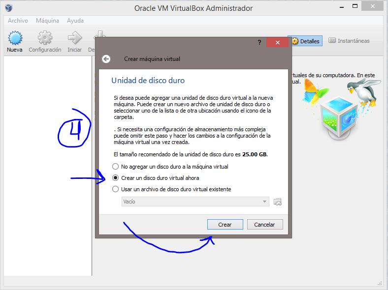 4 Instalar Windows 10 Technical Preview usando VirtualBox