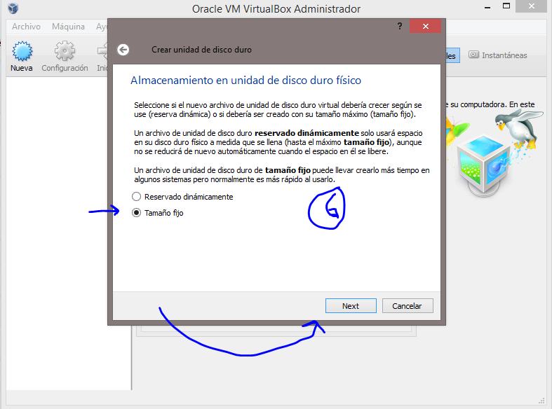 6 Instalar Windows 10 Technical Preview usando VirtualBox