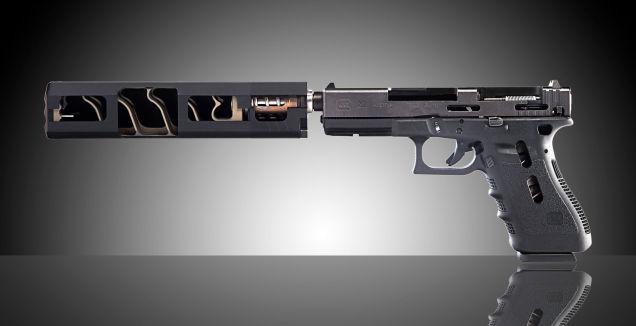 Silenciador-Arma