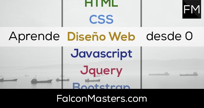 Aprende diseño web