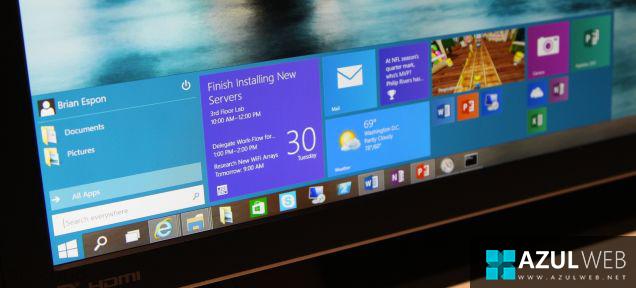 Fecha de lanzamiento de Windows 10
