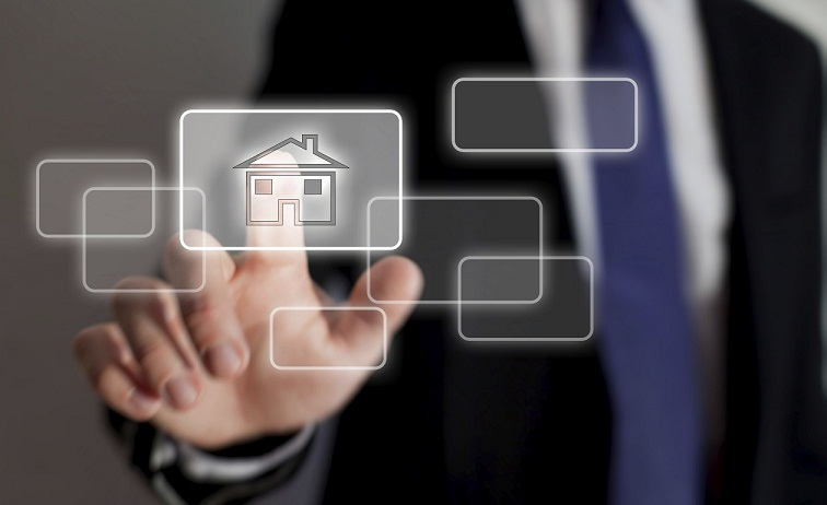 find a house in internet