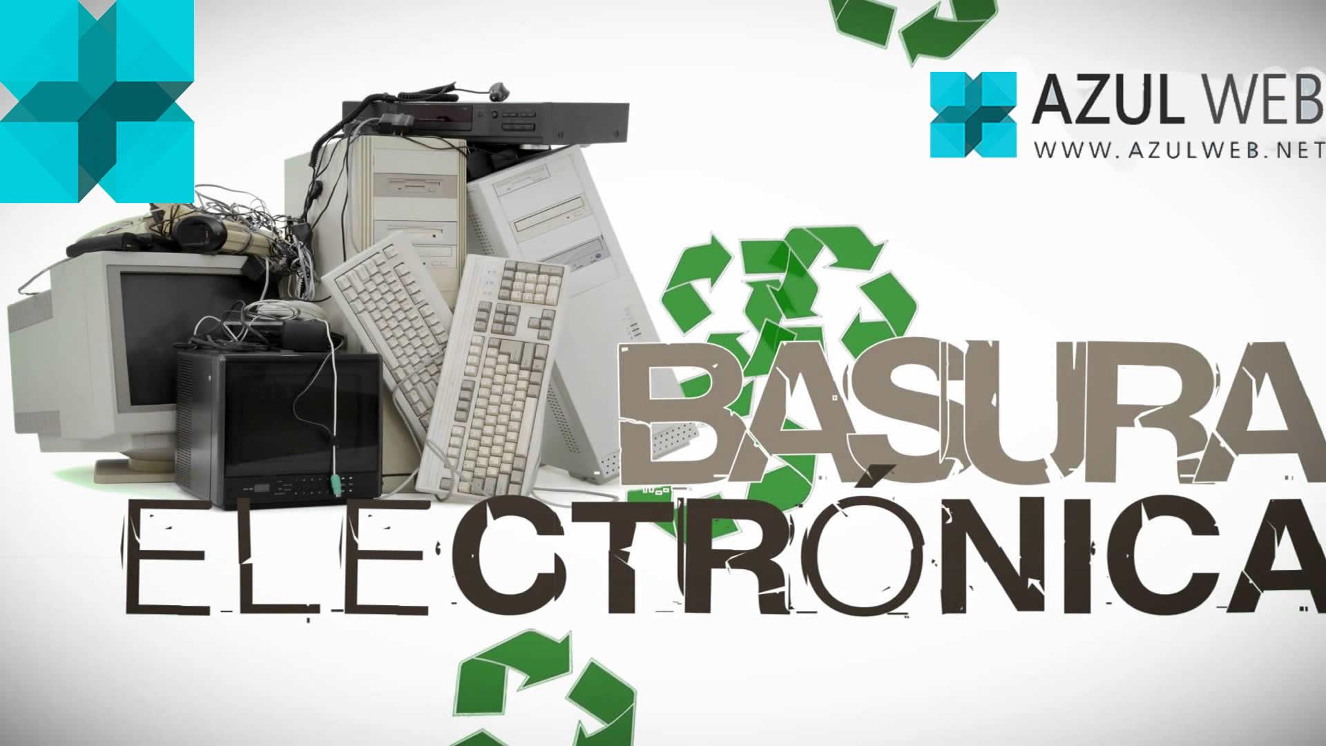 Basura Electronica El Problema Va Aumentando