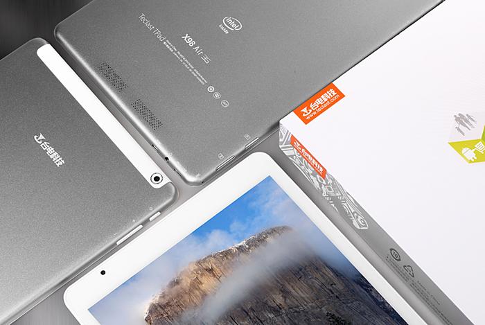 Tablet Teclast X98, con arranque dual Windows 8.1 y Androi