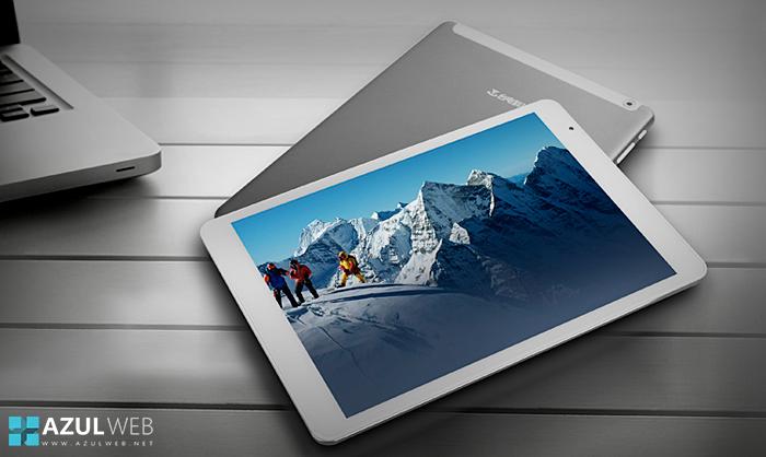 Tablet Teclast X98, con arranque dual Windows 8