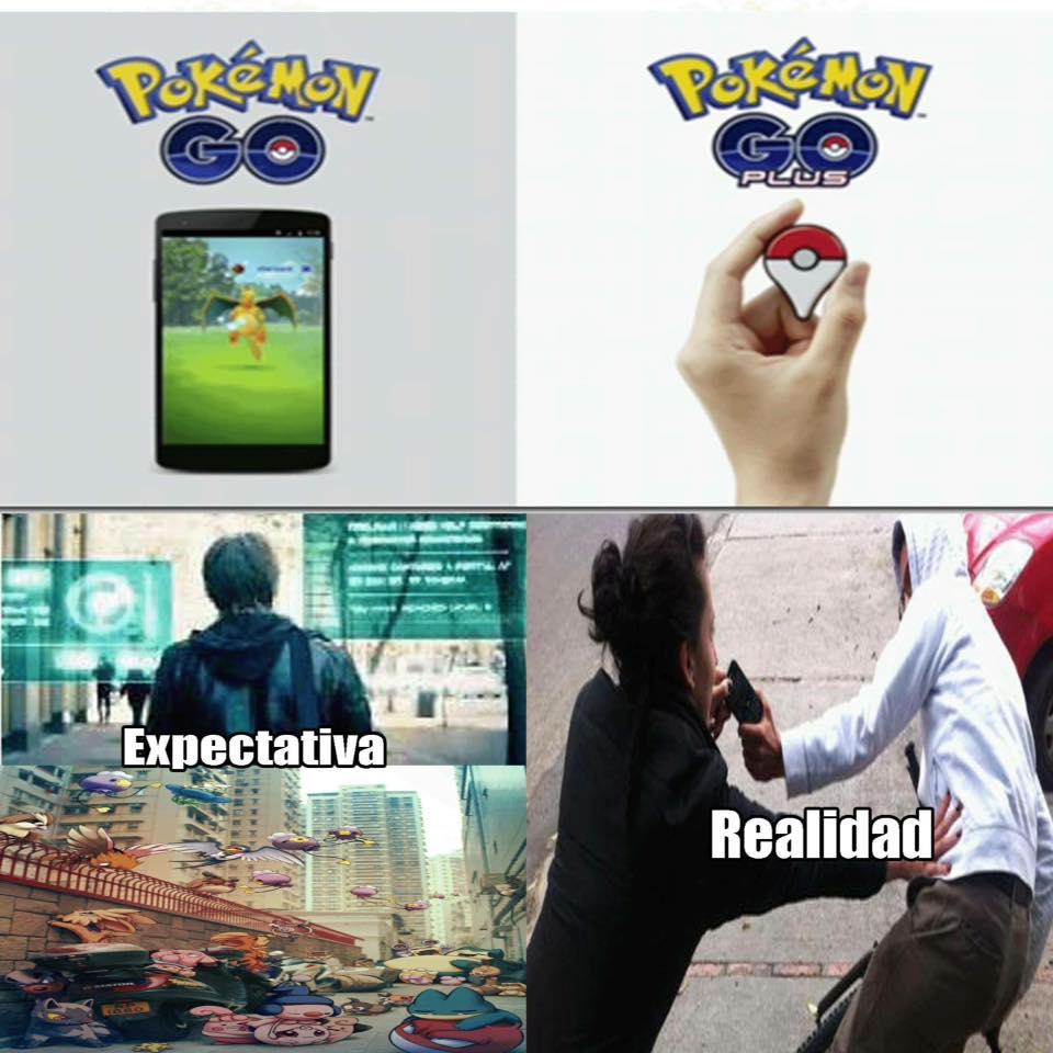 Memes de Pokémon Go 4