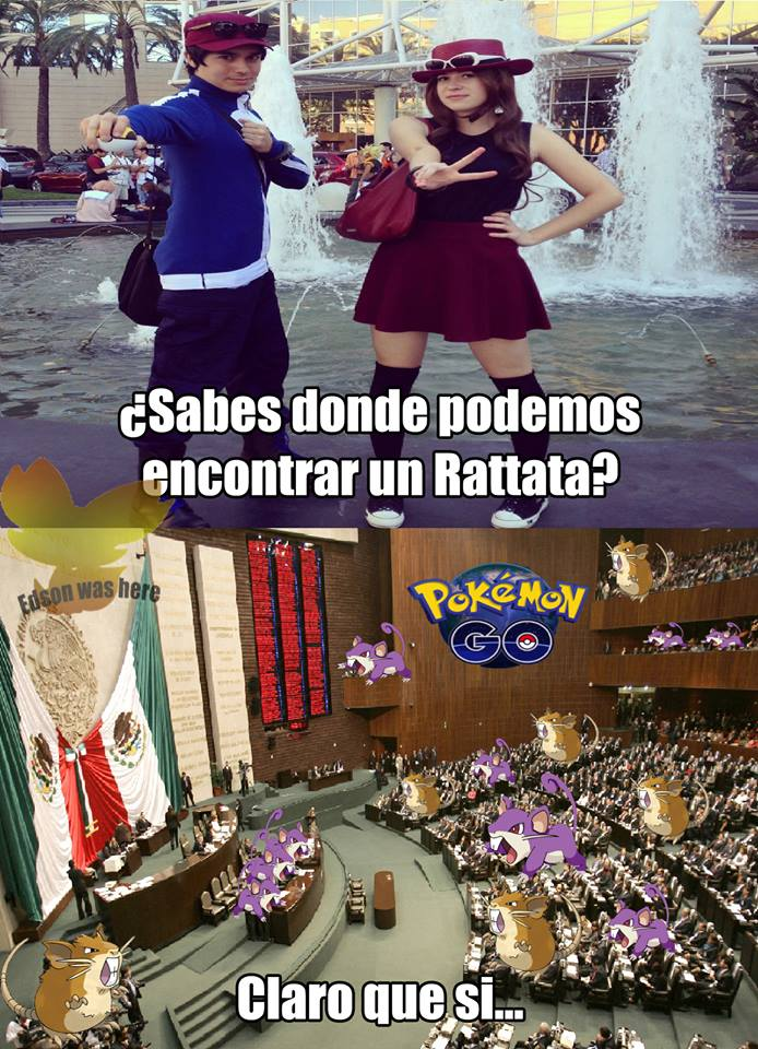 Memes de Pokémon Go 6 (2)