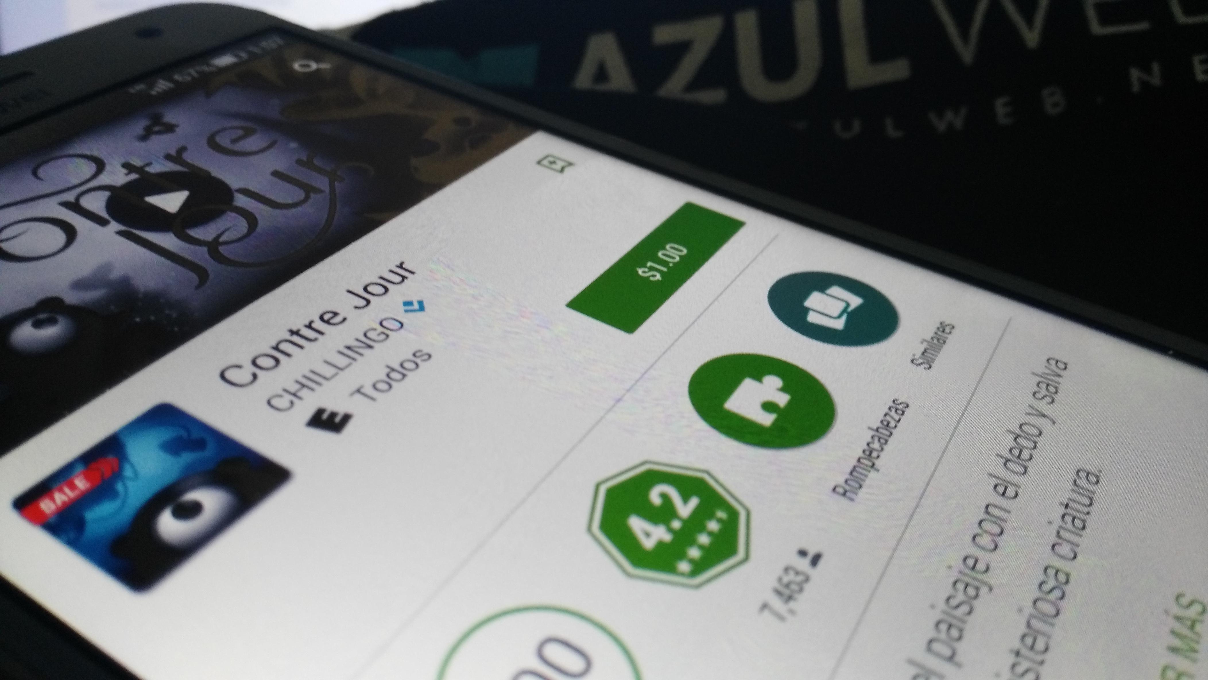 9 Juegos para tu Android por menos de un Dolar.