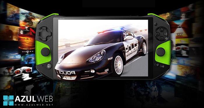 Conoce a MatriMax iPlay, una GamePad con NVIDIA Tegra 4