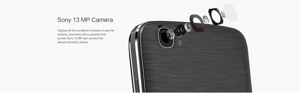 Doogee Homtom HT6, el móvil que promete 7 días de autonomía