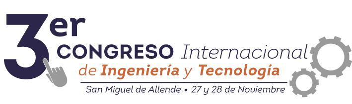 Tercer Congreso de Ingeniería y Tecnología Universidad del SABES