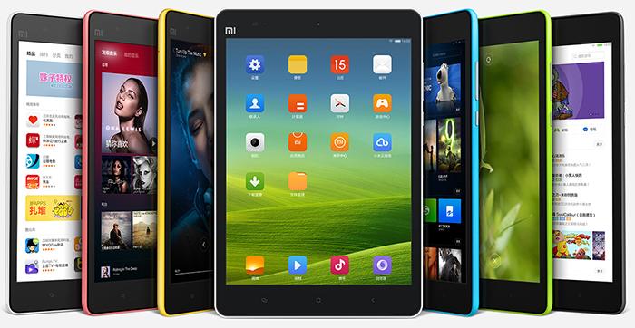 XiaoMi mi Pad, la competencia del iPad mini