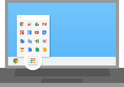 Agregar sitios web como aplicaciones con Google Chrome
