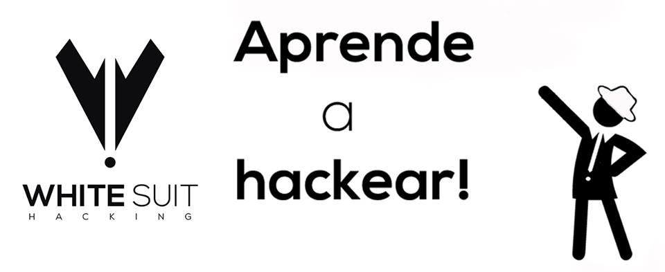 WhiteSuit Hacking, haciendo un mundo más seguro