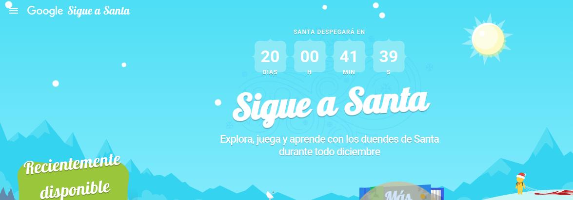 santa-google