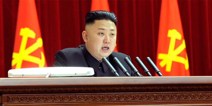 Kim Jong-Un Bomba de Hidrógeno