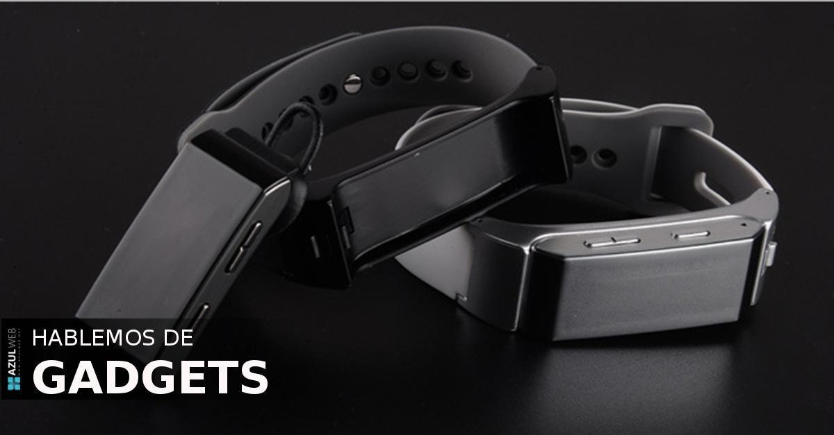 K2 el auricular inteligente que se convierte en pulsera