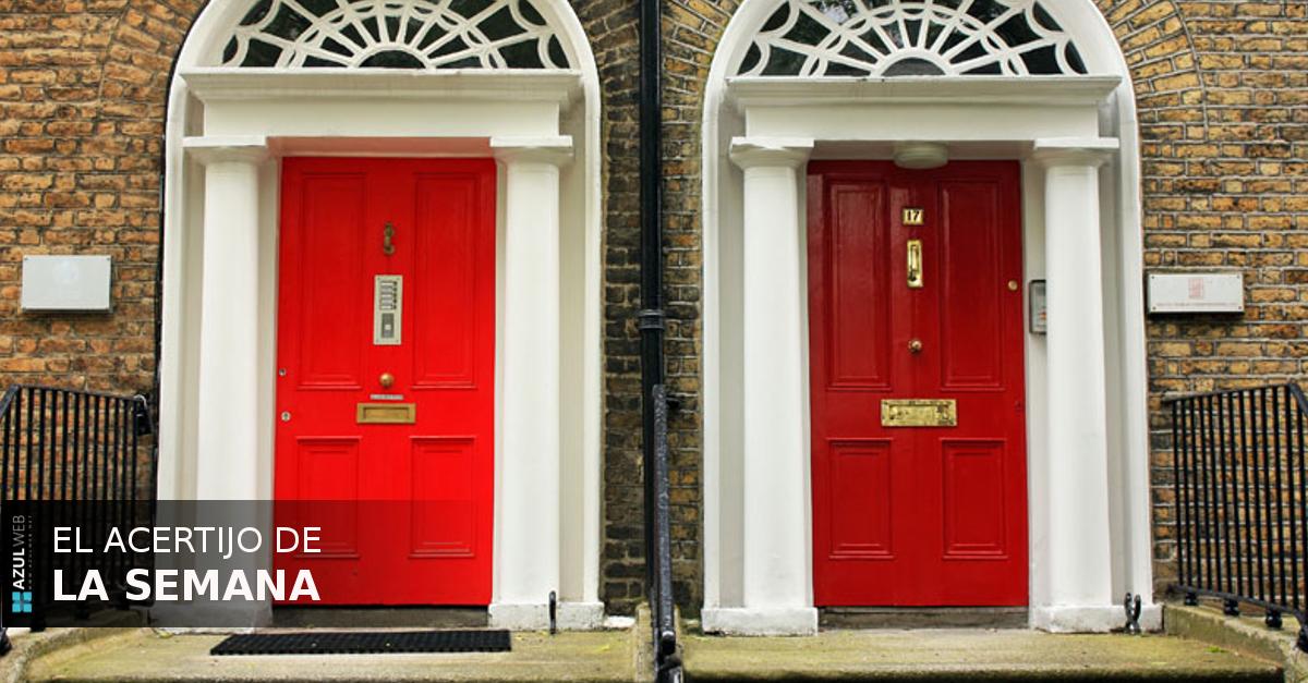 La puerta correcta