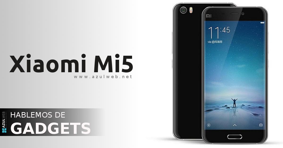 Conoce el nuevo Xiaomi Mi5