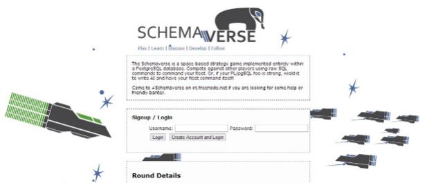 The-Schemaverse