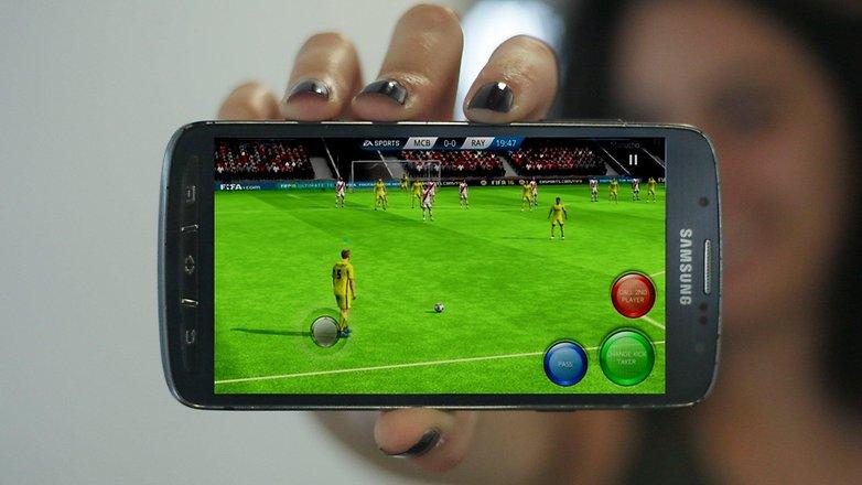 Mejores juegos de fútbol para Android - FIFA 16
