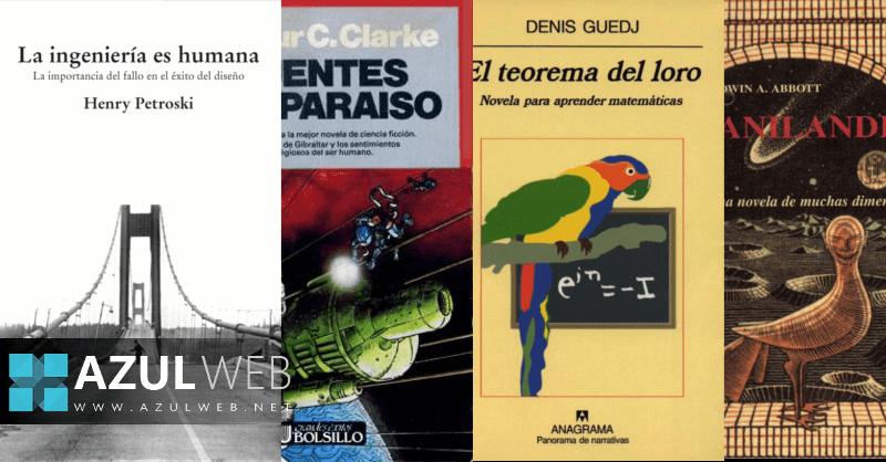 10 libros que todo estudiante de ingeniería debe de leer
