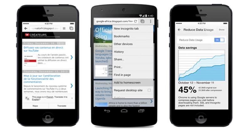 Cómo reducir el consumo de datos de navegación del teléfono