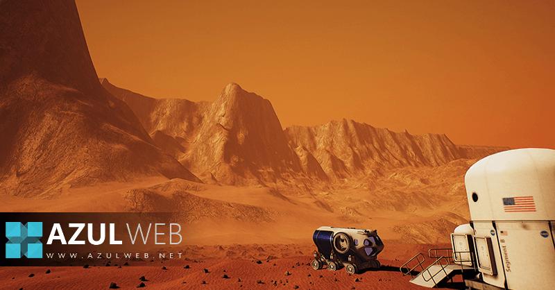 A qué huele el planeta Marte