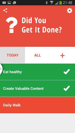 Achievr - aplicaciones para mejorar la productividad