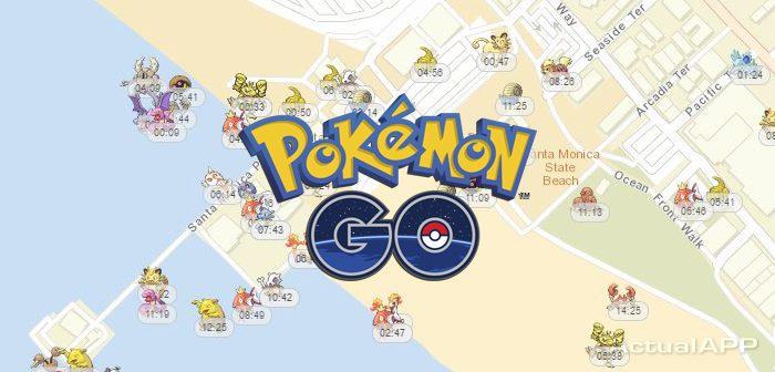 Recibir una notificación cuando haya Pokémons cerca