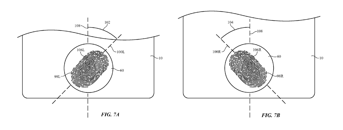 iOS Patente