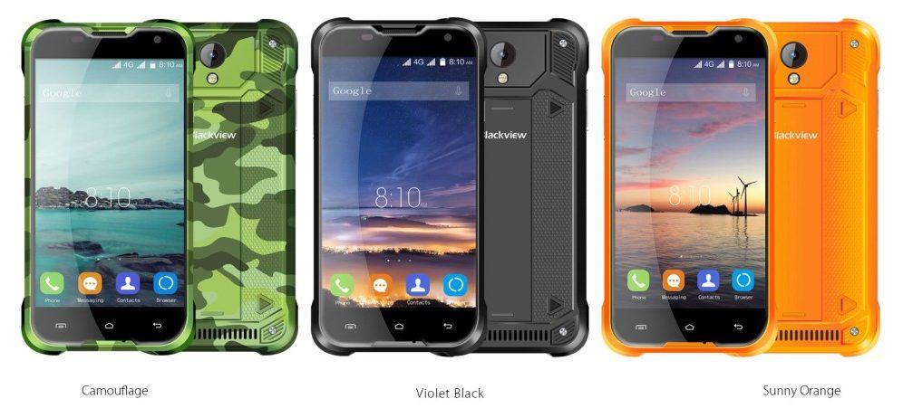 smartphones más resistentes