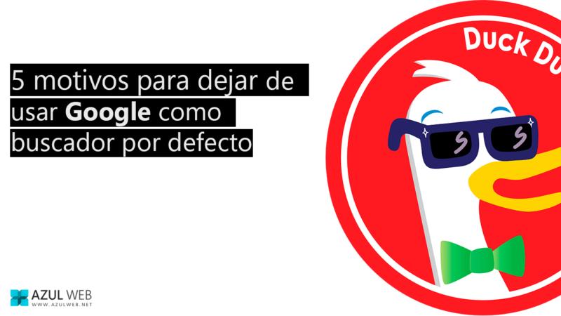 5 razones para dejar de usar Google