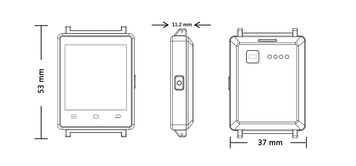 No. 1D6 ofrece un diseño elegante.
