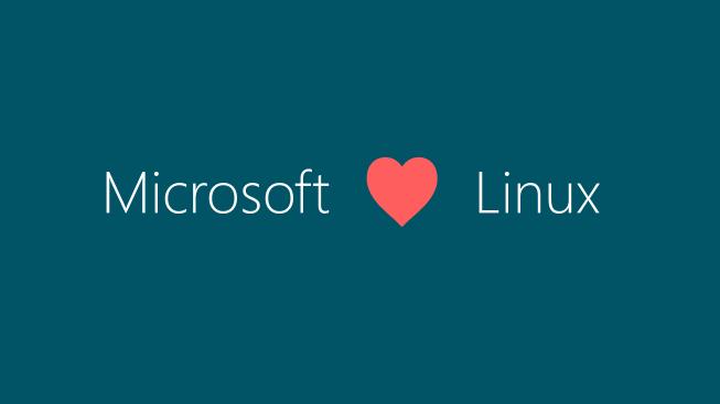 El código de Microsoft se incorpora a Linux