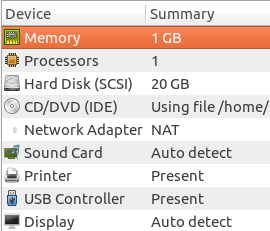 Configuración Maquina Virtual Debian 8.6 Mate