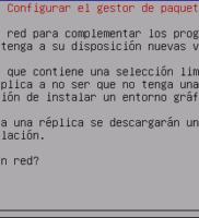 17. Configurar replica de red