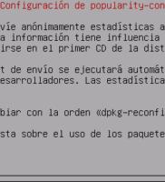 20. Configurar envio de información a los desarrolladores