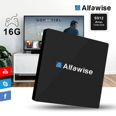 TV Box Alfawise S92