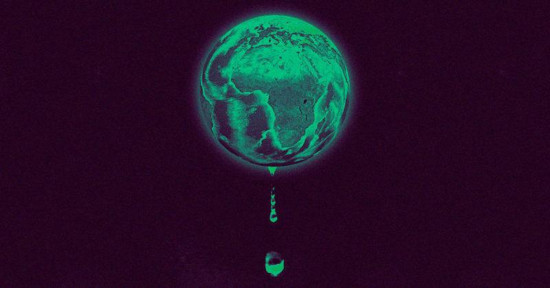 El núcleo de la Tierra tiene fugas