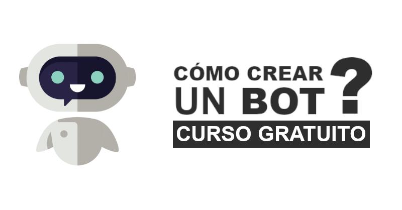 curso gratuito para crear un bot con nodejs