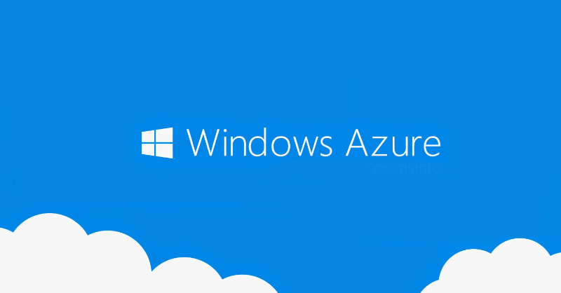 Curso gratuito de Windows Azure