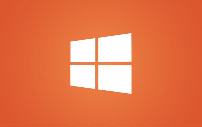 Pantalla naranja windows 10